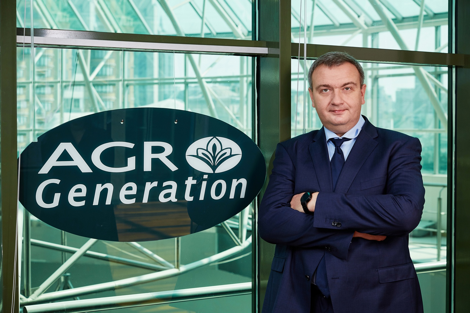 Sergej Bulavin, Vice President of AgroGeneration